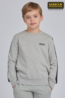 Barbour® International Boys Tape Sweat Top