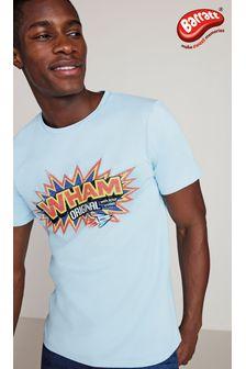 Blue Wham Bar Licence T-Shirt