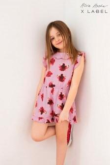 Alice Archer x Label Floral Playsuit