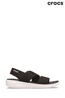 Crocs™ Lite Ride Stretch Slip-On Sandals