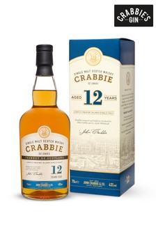 12 Year Old 70cl Whiskey by Crabbies