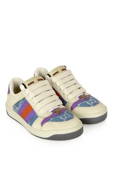 Girls Multicoloured Trainers