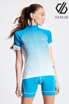 Dare 2b Blue AEP Elaborate Cycle Jersey