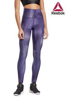Reebok Luxe High Waisted Leggings