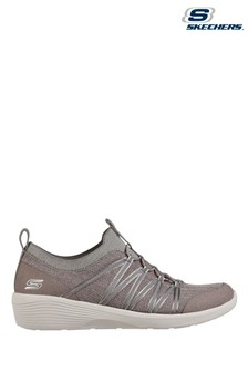 Skechers Grey Arya Trainers