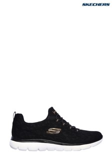 Skechers® Summits Leopard Spot Trainers