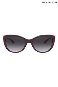 Michael Kors Burgundy South Hampton Sunglasses