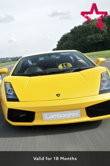 Aston, Ferrari, Lamborghini Or R8 Gift Experience by Activity Superstore