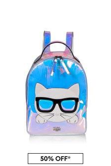 Karl Lagerfeld Multicoloured Backpack
