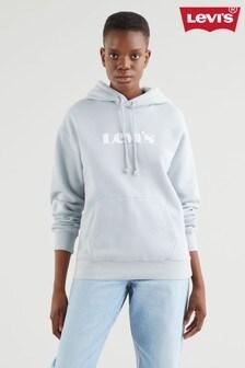 Levi's® Grey Modern Vintage Logo Hoodie