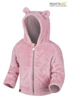Regatta Pink Little Adventurers Joely Fleece