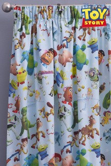 Disney™ Toy Story Pencil Pleat Curtains