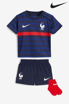 Nike Home France Infant Kit