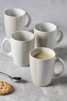 Set of 4 Ren Mugs