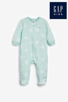 Gap Blue Sleepsuit