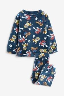 Navy PAW Patrol Cosy Pyjamas (12mths-7yrs)