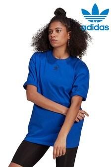 adidas Originals Blue Essential T-Shirt