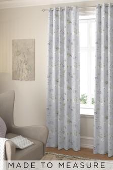 Grange Lavender Purple Made To Measure Curtains