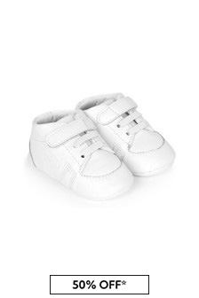 BOSS Baby Unisex White Shoes