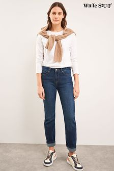 White Stuff Straight Fit Jeans