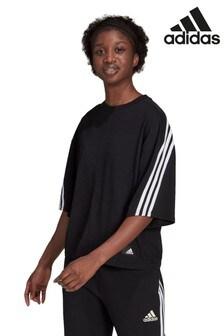 adidas Future Icons 3 Stripe T-Shirt