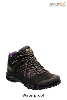 Regatta Lady Edgepoint Waterproof Walking Boots