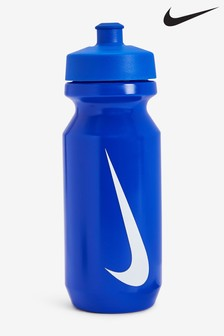 Nike Blue 22oz Big Mouth Water Bottle