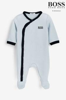 BOSS Blue Sleepsuit