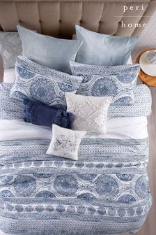 Peri Home Metallic Decorative Cushion