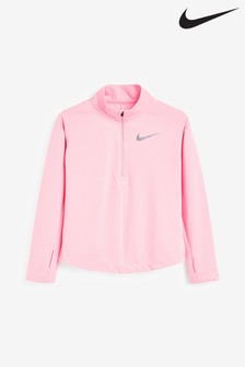 Nike 1/2 Zip Long Sleeve Running Top