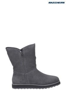 Skechers® Grey Keepsakes 2.0 Boots