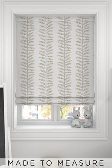 Wray Mimosa Gold Made To Measure Roman Blind