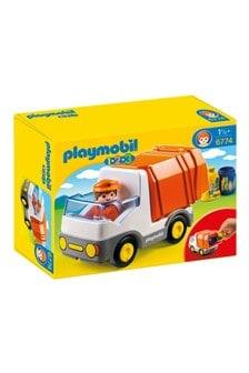 Playmobil® 1.2.3 Recycling Truck