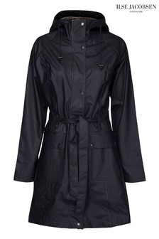 Ilse Jacobsen Hornbk Blue Raincoat