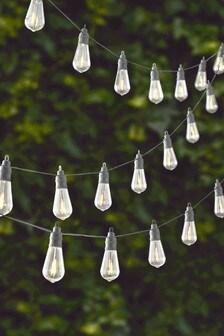 20 Filament Festoon Main Line Lights