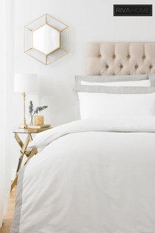 Harvard Duvet Cover and Pillowcase Set by Riva Home