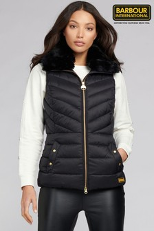 Barbour® International Simoncelli Quilted Gilet