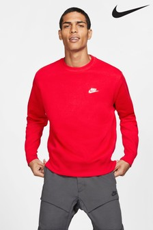 Nike Club Sweat Top