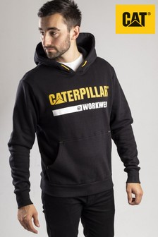CAT® Black Essentials Hoody