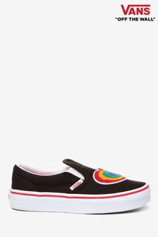 Vans Youth Slip-On Trainers