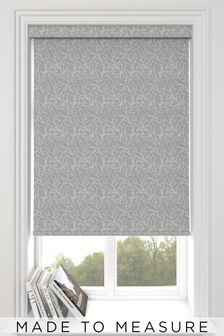 Sophia Dove Grey Made To Measure Roller Blind