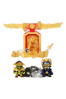 Treasure X Ninja Gold Shadow Vs Light Battle Pack