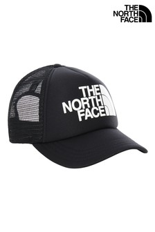 The North Face® Black Youth Trucker Cap
