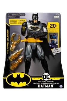 """Batman® 12"""" Rapid Change Utility Belt Action Figure"""