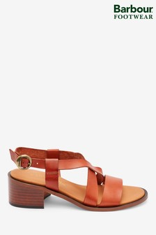 Barbour® Tan Thea Sandals