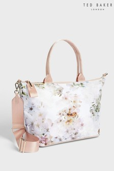 Ted Baker Cream Sophyy Vanilla Small Tote Bag