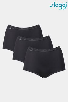 Sloggi Basic Maxi Briefs Three Pack