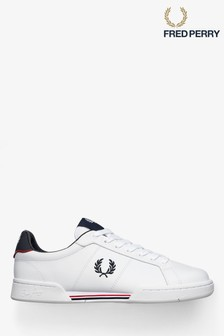 Fred Perry B722 Leather Trainers