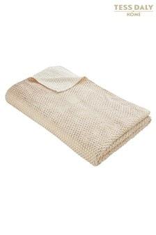 Tess Daly Knit Throw