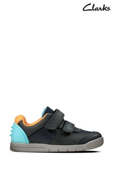 Clarks Blue Rex Quest T Shoes
